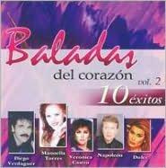 Baladas Del Corazón Vol. 2