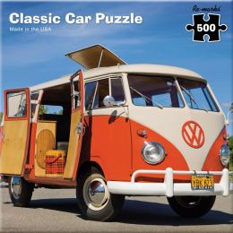 500 Piece Car VW Van Puzzle