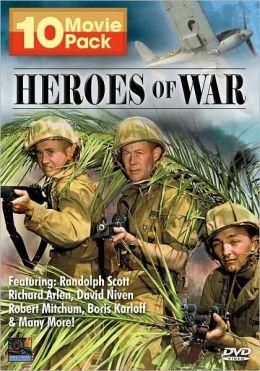 Heroes of War: 10 Movie Pack