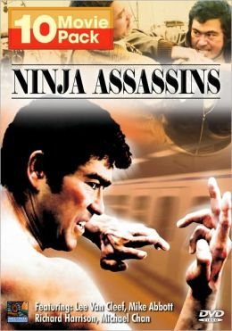 Ninja Assassins: 10 Movie Pack