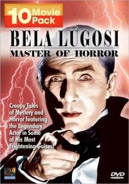 Bela Lugosi: Master of Horror - 10 Movie Pack