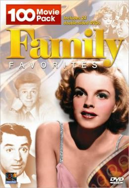 Family Favorites: 100 Movie Pack