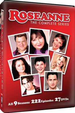 Roseanne: the Complete Series (27pc)