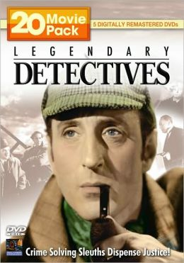 Legendary Detectives: 20 Movie Pack