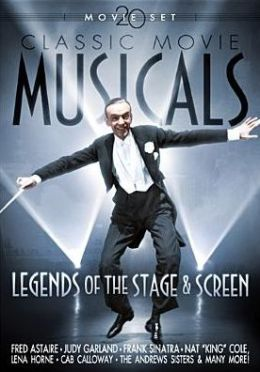 Classic Movie Musicals: Legends of the Stage & Screen