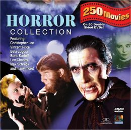 Horror Collection: 250 Movies