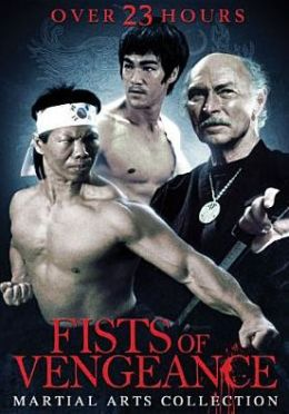 Fists of Vengeance: Martial Arts Collection
