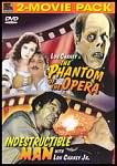 Phantom of the Opera / Indestructible Man