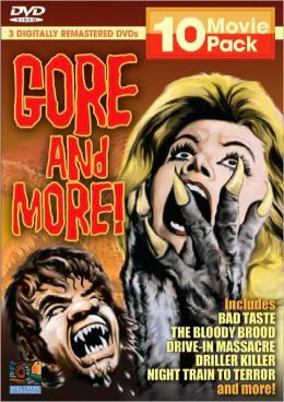 Gore and More!: 10 Movie Pack