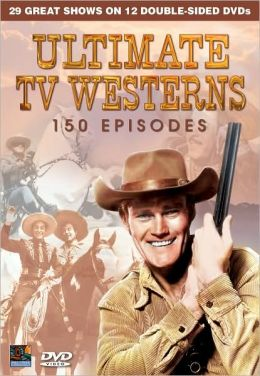 Ultimate Tv Westerns: 150 Episodes