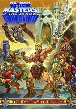 He-Man & The Masters Of Universe: Comp Series