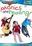 Video/DVD. Title: Rock 'N Learn: Phonics and Reading