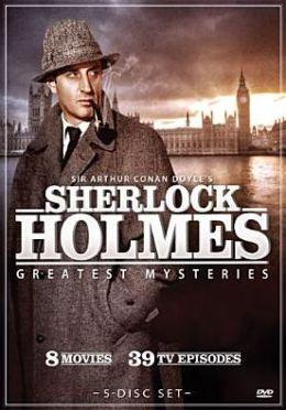 Sherlock Holmes: Greatest Mysteries