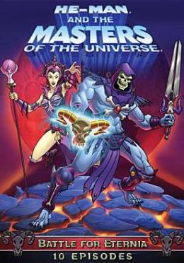 He-Man and the Masters of the Universe: Battle for Eternia