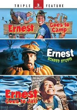 Ernest Goes to Camp / Ernest Scared Stupid / Ernest Goes to Jail