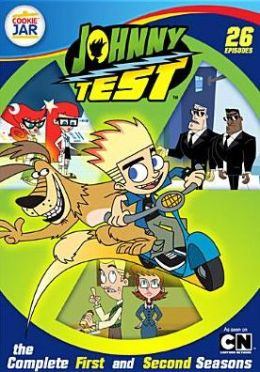 Johnny Test: the Complete First and Second Seasons