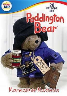Paddington Bear: Marmalade Madness