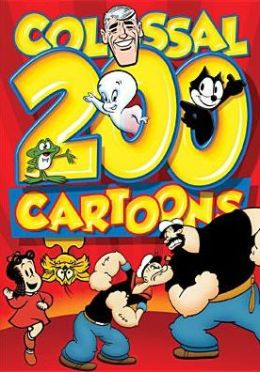 200 Colossal Cartoons