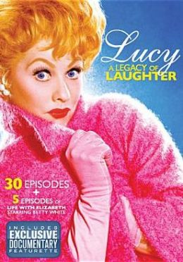 Lucy: a Legacy of Laughter (4pc) / (Box)