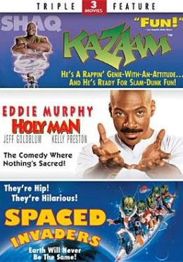 Holy Man/Kazaam/Spaced Invaders