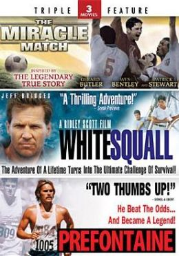 Miracle Match/Prefontaine/White Squall
