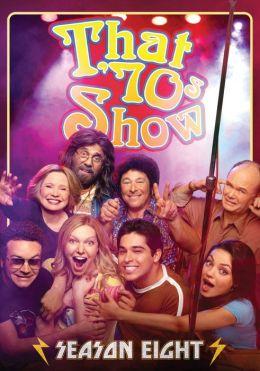 That 70s Show: Season 8