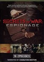 Secrets Of War: Espionage - 10 Episodes