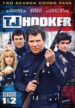 T.J. Hooker - Seasons 1 & 2