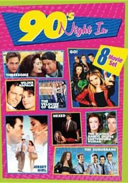 90s Night in - 9-Movie Set