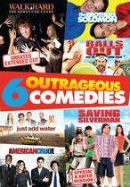 Outrageous Comedies - 6 Movie Set