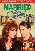 Video/DVD. Title: Married... with Children: Season 3 & 4