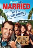 Video/DVD. Title: Married with Children: the Complete Sixth Season