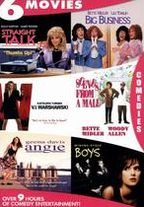 Leading Lady Comedies: 6 Movie Set