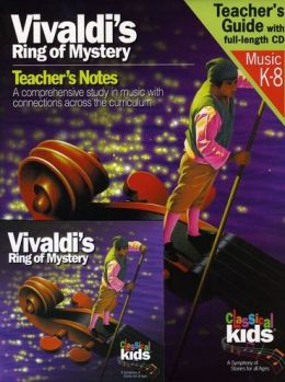Vivaldi's Ring of Mystery [Teacher's Guide/Bonus CD]