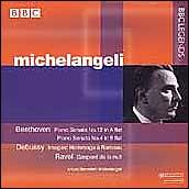 Beethoven: Piano Sonata No. 12 & No. 4; Debussy: Hommage à Rameau; Ravel: Gaspard de la Nuit