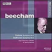 Brahms: Symphony No. 2; Beethoven: Symphony No. 2