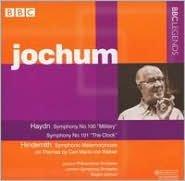 Haydn: Symphonies; Hindemith: Symphonic Metamorphoses