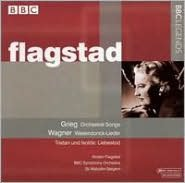 Grieg: Orchestral Songs: Wagner: Wesendonck-Lieder