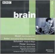 Dennis Brain Plays Mozart, Britten, Schumann & Fricker