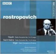 Haydn, Saint-Saëns, Elgar: Cello Concertos