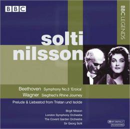 Beethoven: Symphony No. 3; Wagner: Siegfried's Rhine Journey