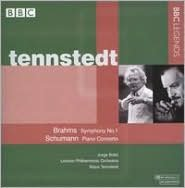 Brahms: Symphony No. 1; Schumann: Piano Concerto