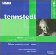 Mahler: Symphony No. 1; Glinka: Ruslan and Ludmilla Overture