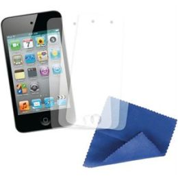 Screen Care Kit for iPod touch 4th generation 3 pack in clear