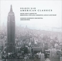 American Classics: Music for Clarinet