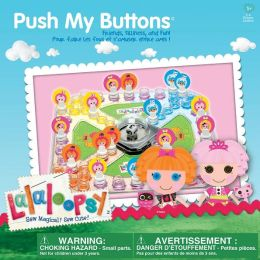 Lalaloopsy Push My Buttons Game