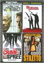 Contract/24 Hours in London/Crime Spree/Stiletto