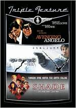 Sylvester Stallone Triple Feature