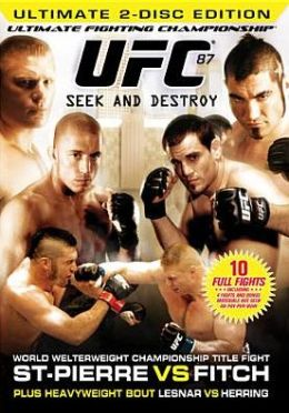 UFC 87: Seek and Destroy