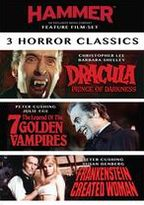 3 Film Hammer Horror Set
